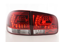 Rear Lights, fully automated cleaning in the production process.
