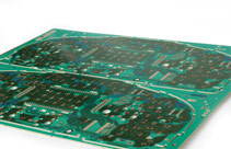 PCB, cleaning of circuit boards before fitting with components.